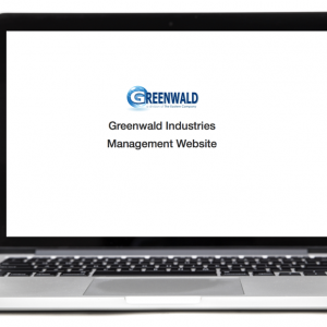 Enter machine information and pricing in Greenwald Management System.