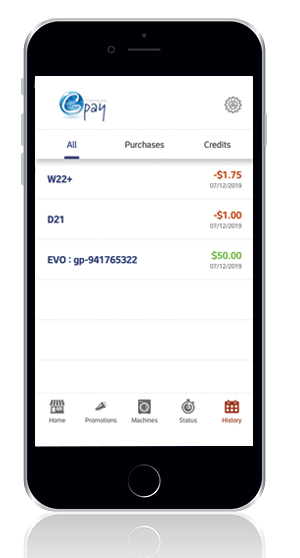 VIEW COMPLETE PAYMENT HISTORY